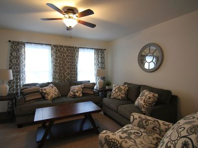 Photo for Newly furnished home. Walking distance to Bar Harbor and close to Acadia.