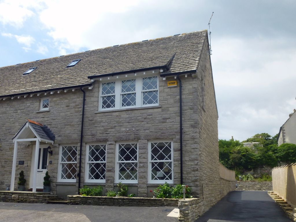 Modern Stone Cottage super purbeck stone cottage with modern interior in a conservation