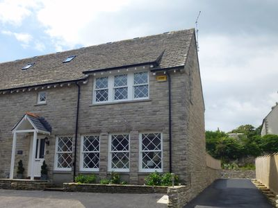 Photo for Super Purbeck Stone Cottage with modern interior in a Conservation Area