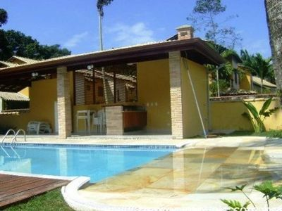 Photo for House high standard, 5 suites w / air, 3 rooms, swimming pool, barbecue, sleeps 20 people