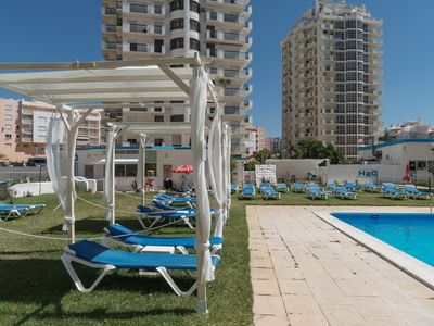 Photo for Aloy Violet Apartment, Pool, Near beach