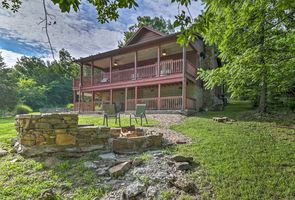 Photo for 3BR Cabin Vacation Rental in Mountain View, Arkansas