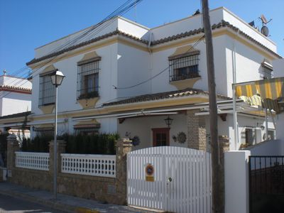 Photo for Apartment in Chipiona, Andalusia, Spain. Garage, Wifi, air conditioning, TV-Sat.