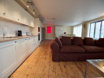 Photo for Luxury Serviced Apartment in Ipswich with two beds and a roof top terrace