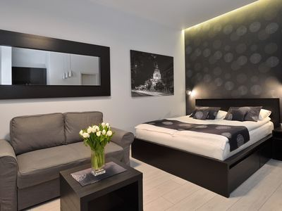 Photo for Great apartment with hotel services