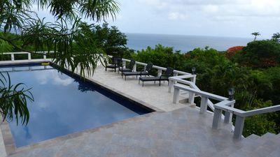 Photo for Wing Song Villa in Montserrat