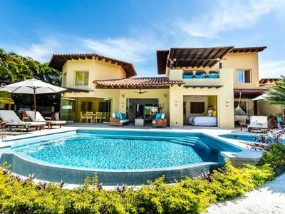 Photo for 6BR House Vacation Rental in Punta Mita, Nay.