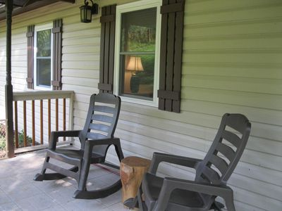 Photo for Cottage close to Asheville and Skiing