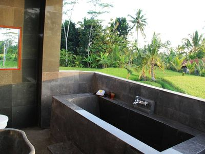 Photo for Rice Field Private Pool 4Bed Room Villa Kemuning