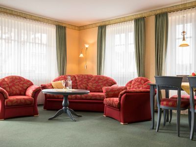 Photo for No. 16/3-room apartment with balcony - Appartementhaus Hanseatic