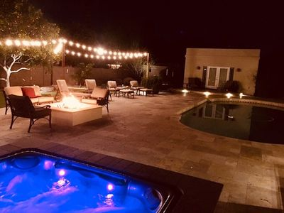 Photo for SPA/POOL/FIRE PIT 9Hole Putting Green 3BD Paradise!
