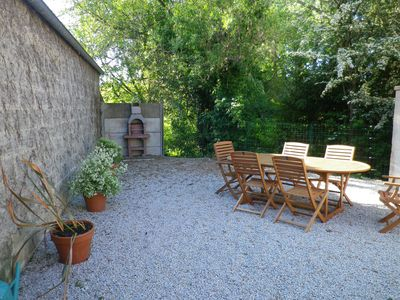 Photo for 10 minutes from the beaches, large house by the stream. Ideal for families