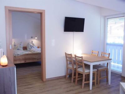 Photo for Apartment, shower, toilet, balcony-1 pers - The dovecote - apartment