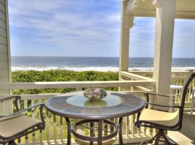 Photo for Completely Remodeled-Beautifully Decorated, 3 BR/2 Bath,Oceanfront Condo-Sleeps8