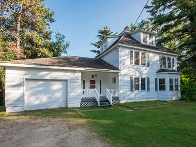Photo for Lake Placid Home with a Large Private Yard Close to Mirror Lake and Main Street