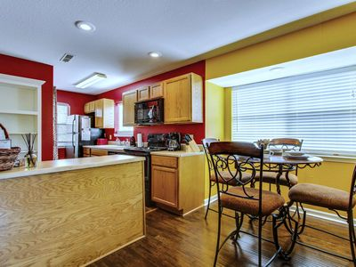 Photo for Stylish Condo Convenient to Pool & Playground, w/ Indoor Pool, near SDC