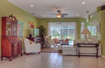 Photo for Luxury Home With Private Pool Situated On Tara Golf And Country Club