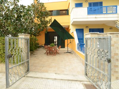 Photo for Vacation home Baia Verde in Gallipoli - 6 persons, 3 bedrooms