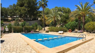 Photo for 1BR Apartment Vacation Rental in Moraira, Valencian Community