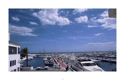 Photo for A Stunning Modern Apartment on the Front Line of Puerto Banus Marina, Marbella.