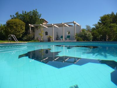 Photo for Villa with Private Pool and Sea and Mountain View's FRIDAY CHANGEOVERS.