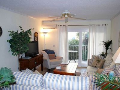 Photo for Oceanfront Villa / Condo - Just steps from the Beach, Pool  and Stores,