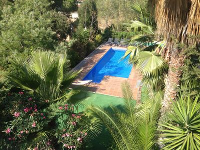 Photo for Spacious villa with a view, large garden and large private swimming pool.  Quiet.