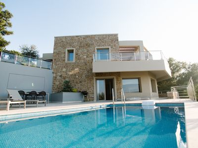 Photo for Luxurious Villa in the suburbs of Thessaloniki