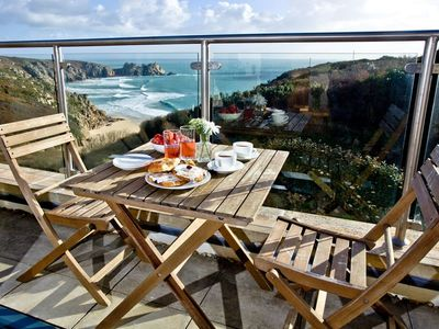 Photo for 2 bedroom accommodation in Porthcurno