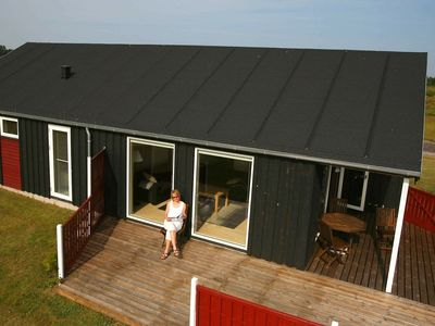 Photo for Comfortable Holiday Home in Vaeggerlose with Sauna