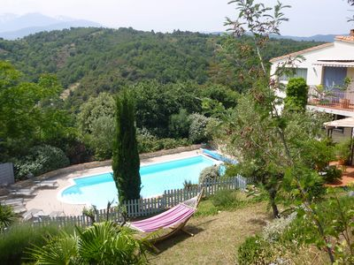 Photo for 4* Villa With Private Heated Pool, Extensive Gardens, Terraces And Mountain View