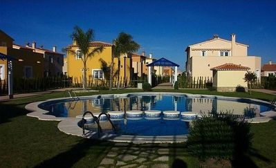 Photo for Ideally Situated Villa For Families, Golfers and Equestrian Events