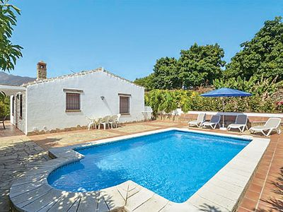 Photo for Secluded villa in ideal location w/ traditional features, modern comforts and views