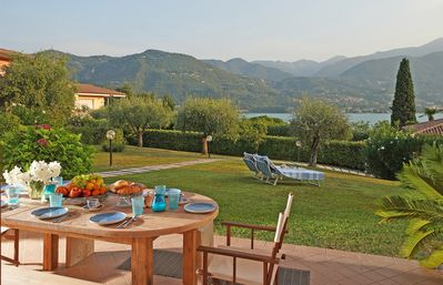 Photo for Villa Margherita wonderful lake view ideal for families