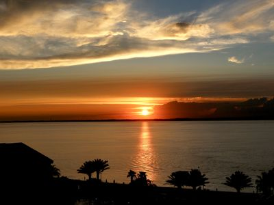 Photo for NEW LISTING ~ Breathtaking Sunsets ~ Sound and Gulf views