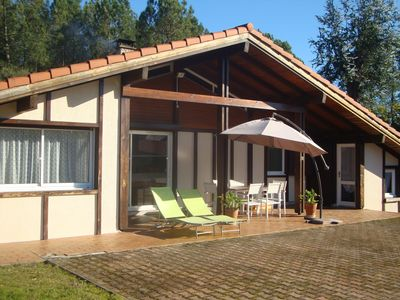 Photo for Charming Landaise between lake and ocean in Léon classified ****