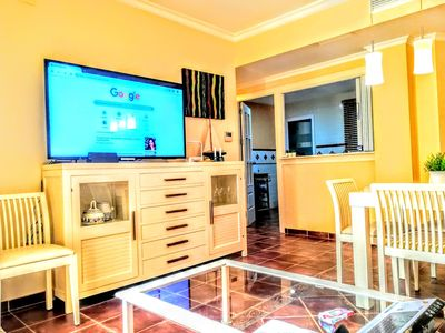 Photo for Renovated and fully equipped appartment very close to Paseo beach & center