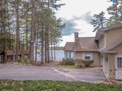 Photo for Lakefront Sleeps 12 Family Friendly Waterfront!