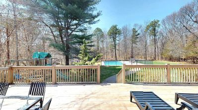 Photo for Hamptons Vacation House with 6 Bedrooms, Pool, Huge Backyard