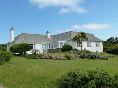 Photo for Family holiday house in large garden