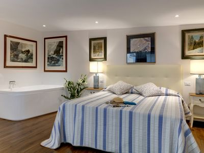 "Photo for DELIGHTFUL, 7 minutes from the Vatican, style, comfort ""Casa Quirino"""