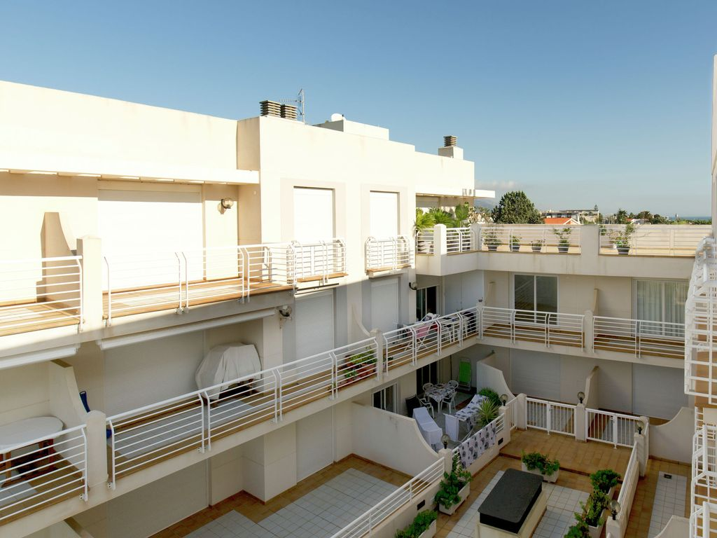 apartment with view of the always blue   homeaway vinar s