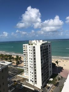 Photo for Modern Ocean View Apartment - with pool & direct access to beach