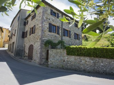 Photo for Apartment in the center of Orciatico (681458)