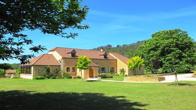 Photo for near Sarlat and Milhac - house great style and charm and great comfort