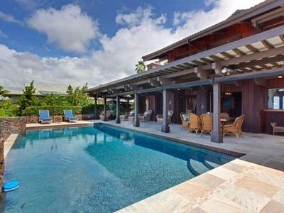 Photo for Architectural Gem with Infinity Pool | Ocean Views | Starting at $375/night