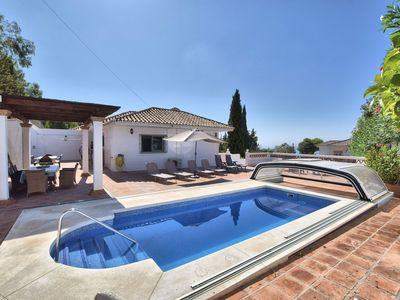 Photo for Homely holiday home in Benalmádena with private swimming pool