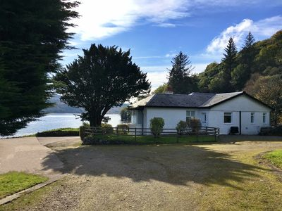 Photo for Delightful Cottage in a Stunning Private Waterfront Location.