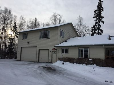 Photo for Upstairs get-a-way in quiet South Anchorage neighborhood