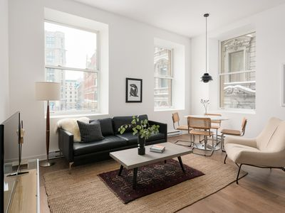 Photo for Charming 2BR in Old Montreal by Sonder